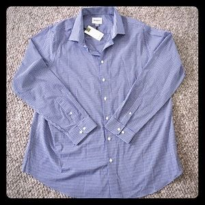 NWT Goodfellow and Co Button Down Dress Shirt